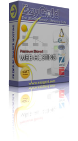 Premium Shared Web Hosting